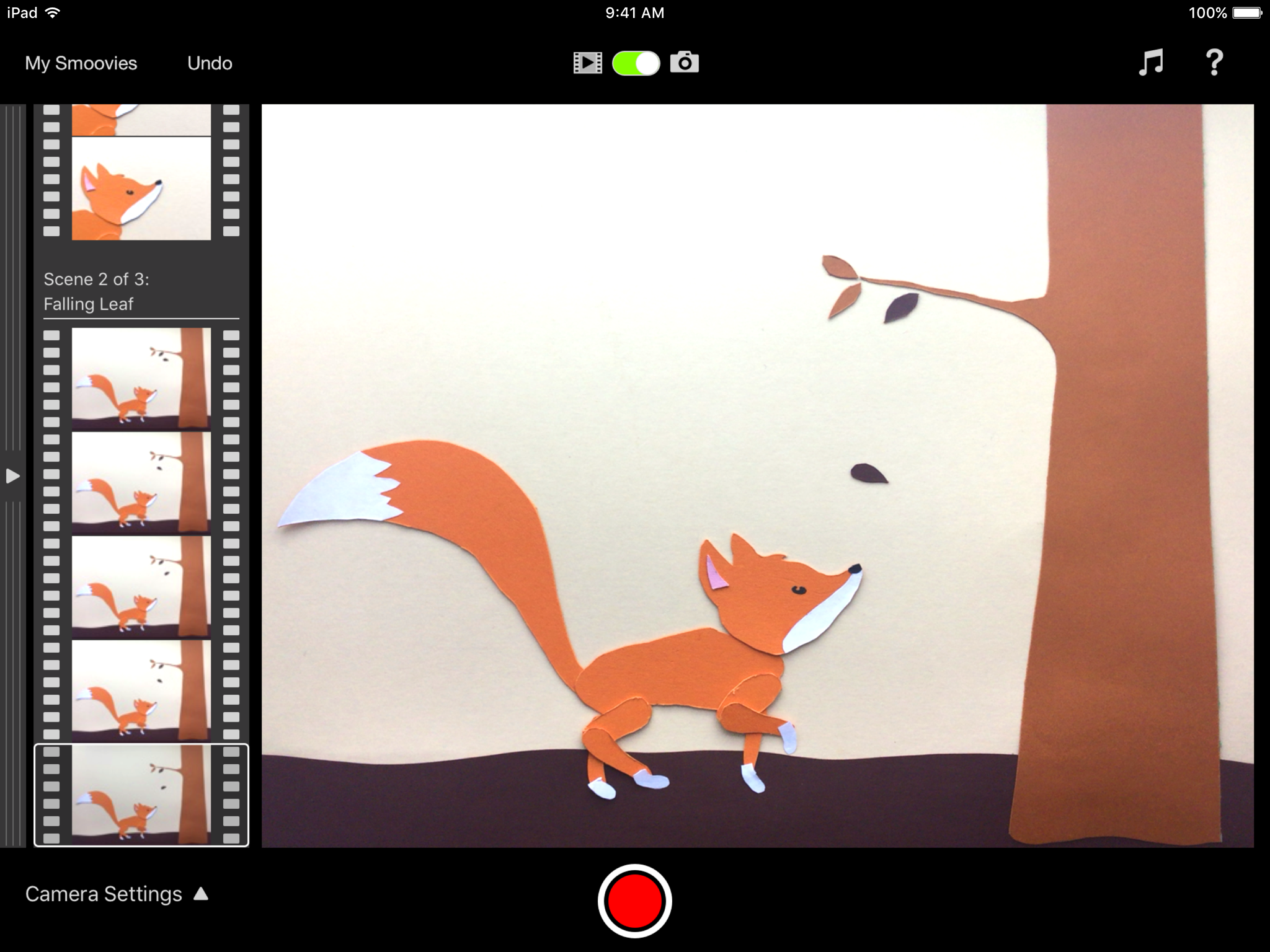 Smoovie for iPad v2.0 - Stop Motion Animation for Education and Home Image